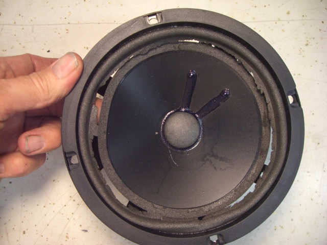 Rear Deck Speakers Not Working 1993 2002 2l I4