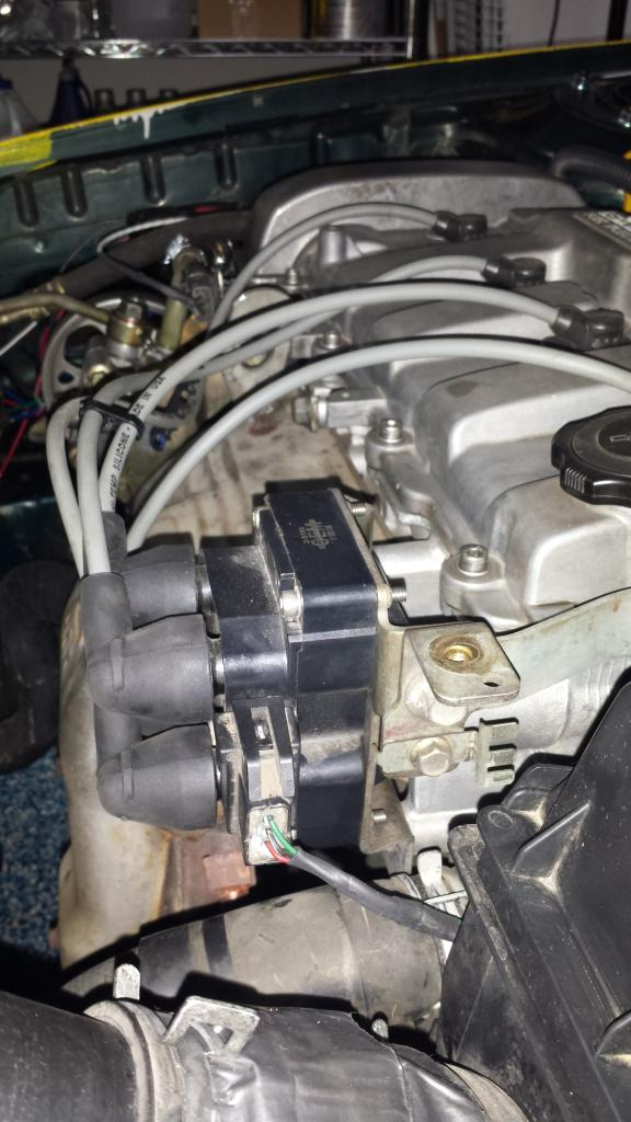 Mazda 626 Mx 6 Probe 2 0L Fs Megasquirt And Microsquirt