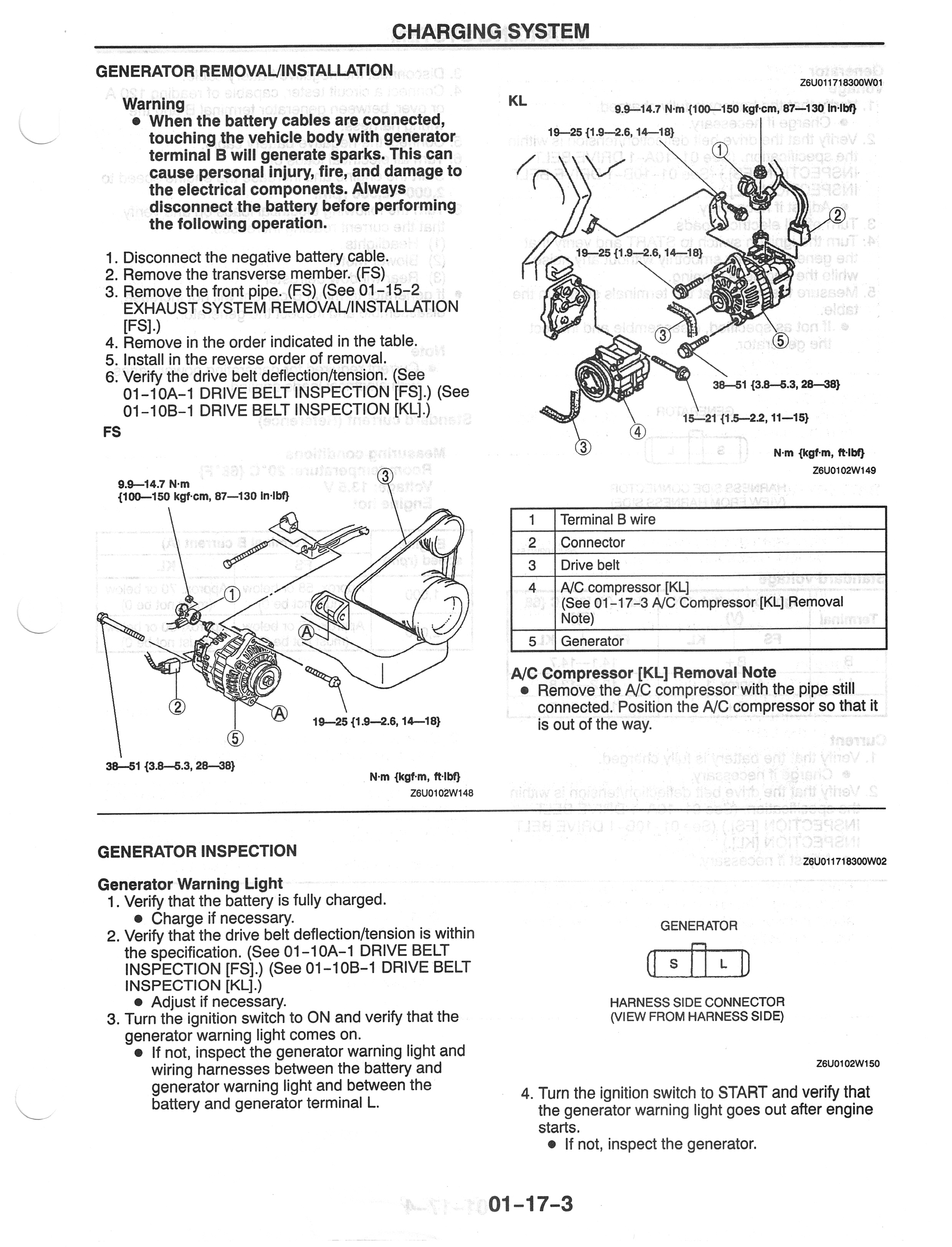 Charging System Alternator 1993 2002 2l I4 Forums Drive Works Wire Diagram 1 Img 379470 01 17 3