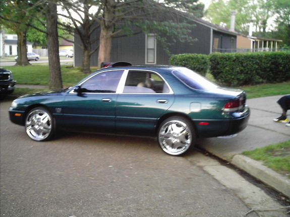 626 On 20 Inch Rims Photo Section Mazda626 Net Forums