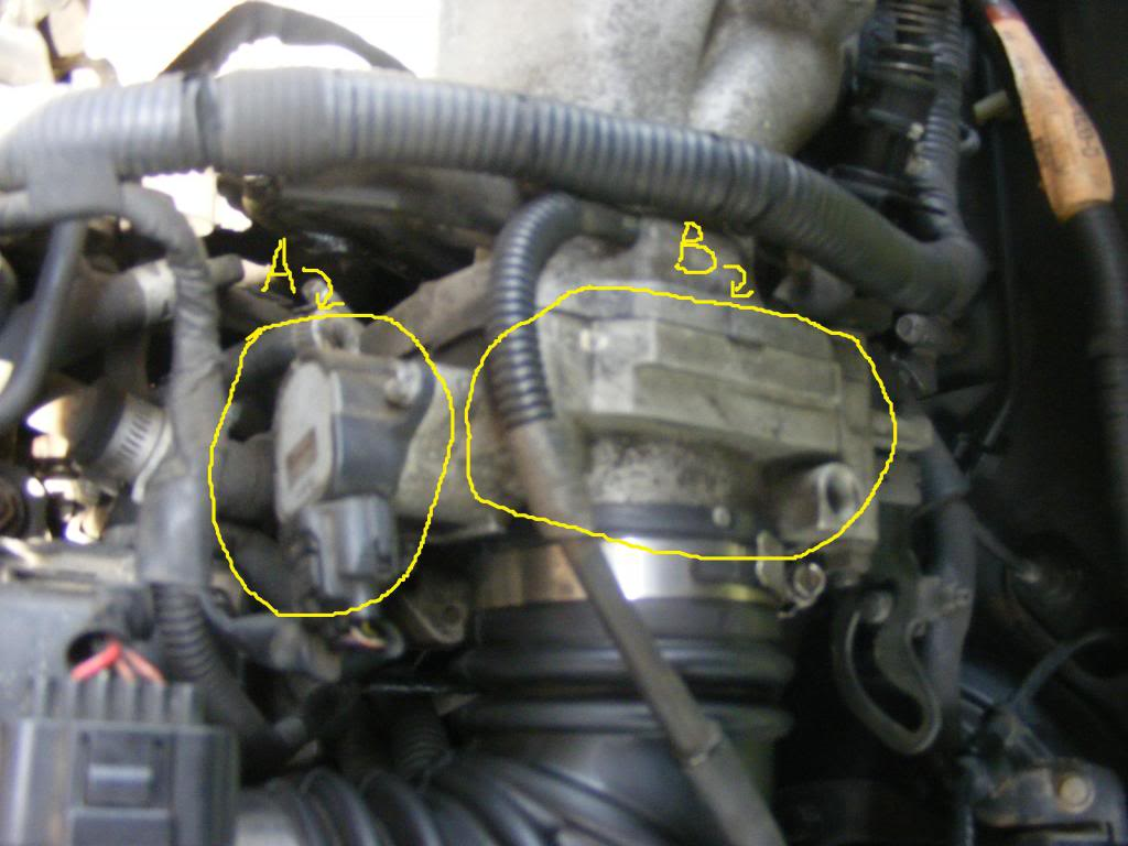 mazda 626 egr valve location  mazda  free engine image for