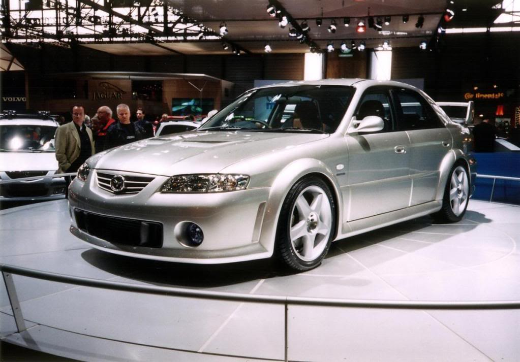 Mazda 626 Mps Concept (Drool) V2 - General Chat (Sixers Lounge ...