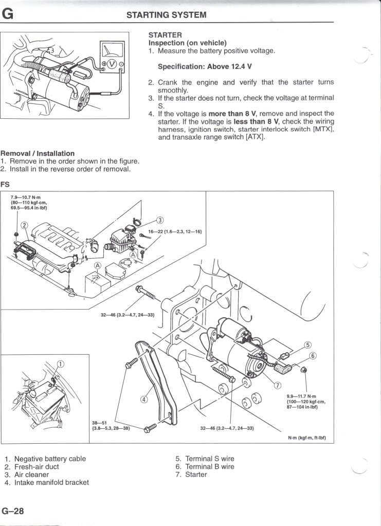 img 326430 1 G 28 99 mazda 626 engine diagram wiring diagrams hubs