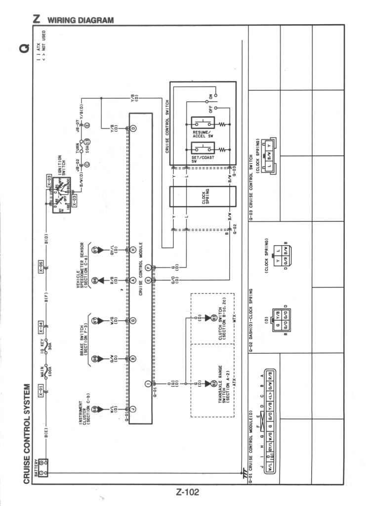 img 329042 1 Z 102 no cruise no brake lights 1993 2002 (2 5l) v6 mazda626 net forums mazda 626 wiring diagram at aneh.co