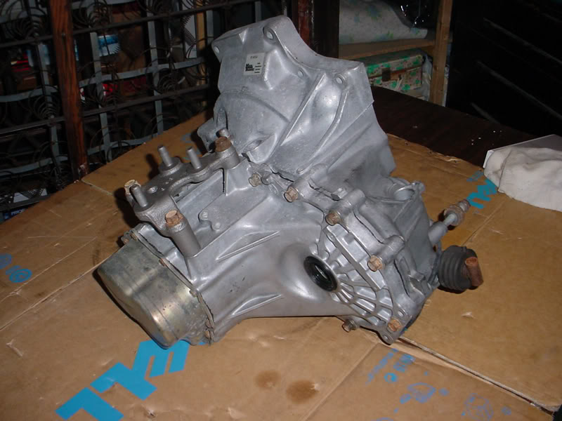 G Series 5 Speed Trans Teardown Amp Rebuild 5th Gear And
