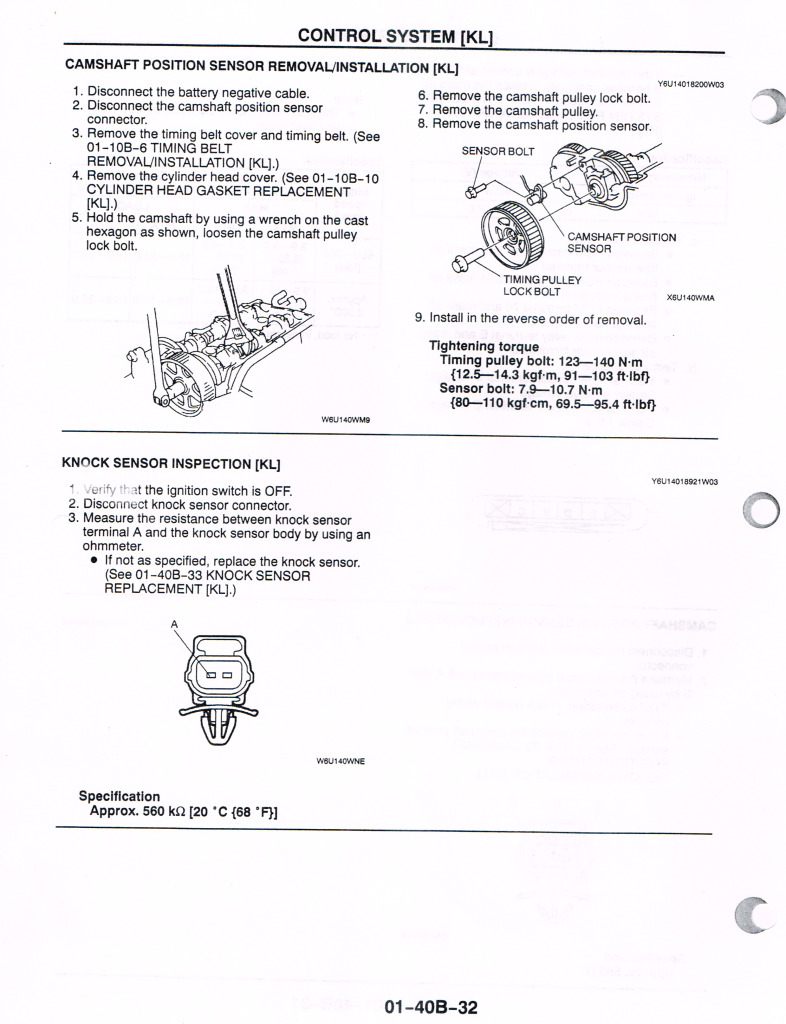 img 334355 1 01 40B 32 knock sensor connection to harness? 1993 2002 (2 5l) v6 knock sensor wiring diagram at n-0.co