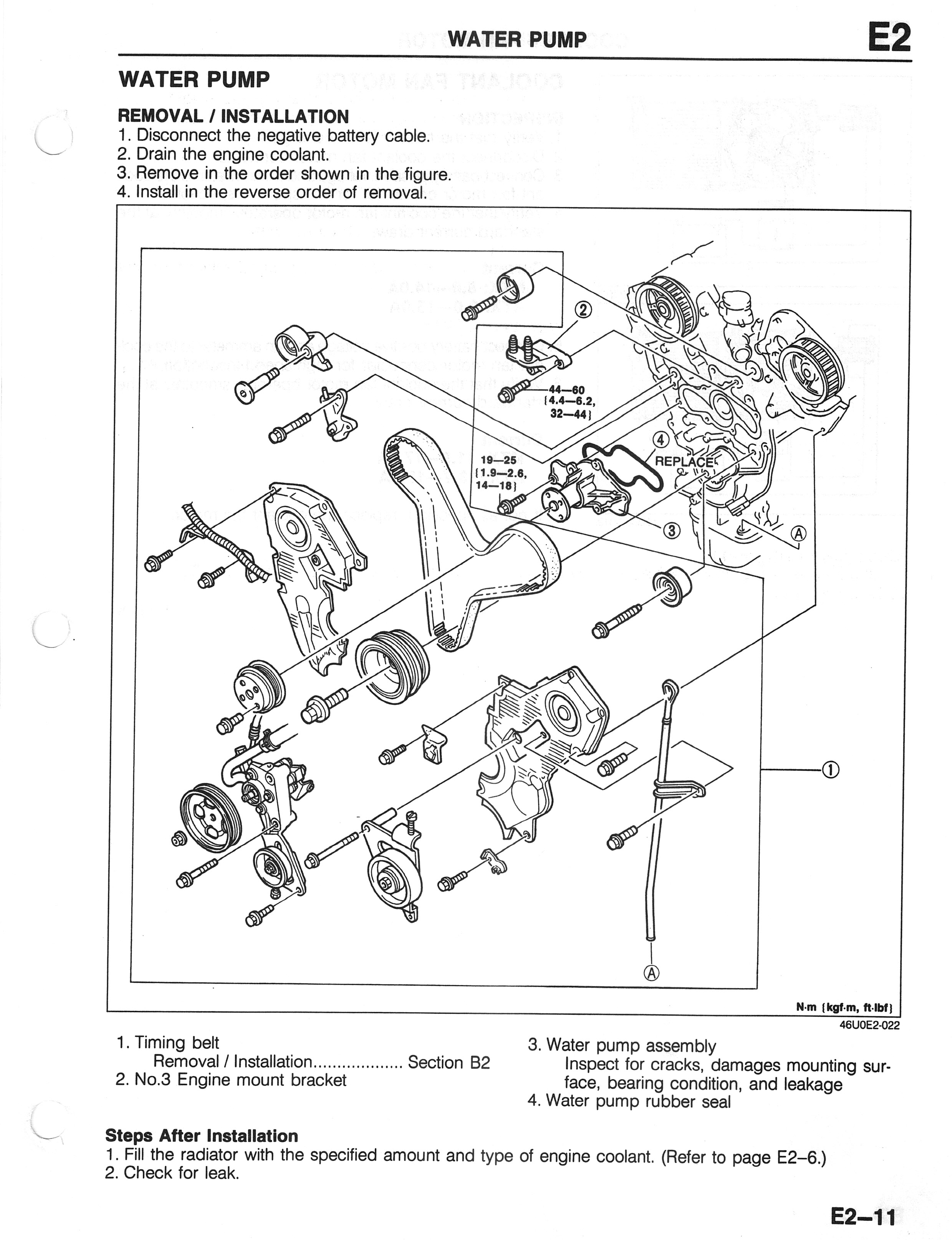2002 mazda tribute mount diagram  mazda  auto parts