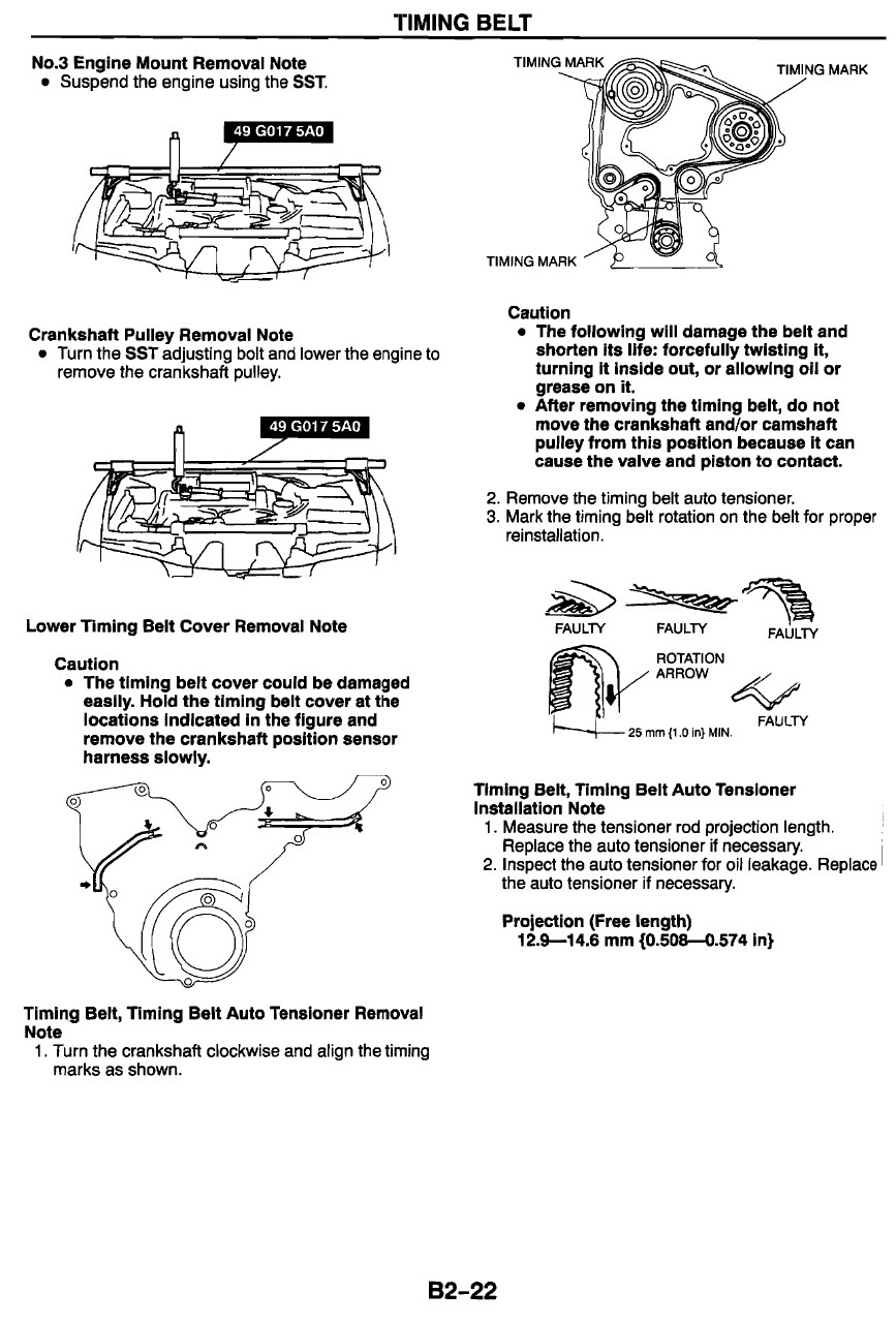 How To Change Timing Belt Other 626s Forums The Here Is Diagram Showing Twist Img 346744 2 P2 R