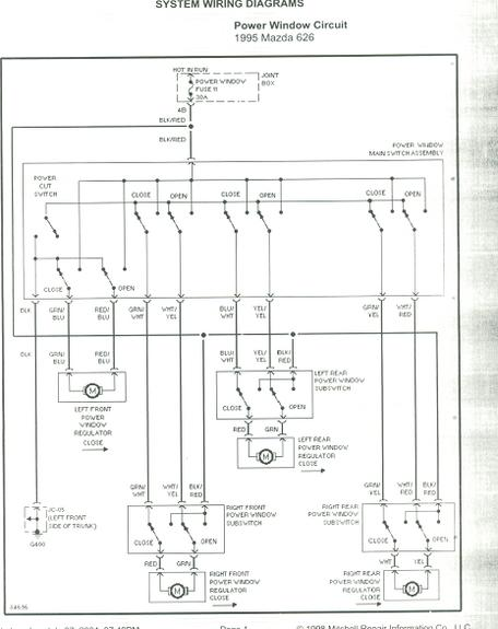 need power window wiring diagram audio electronics. Black Bedroom Furniture Sets. Home Design Ideas
