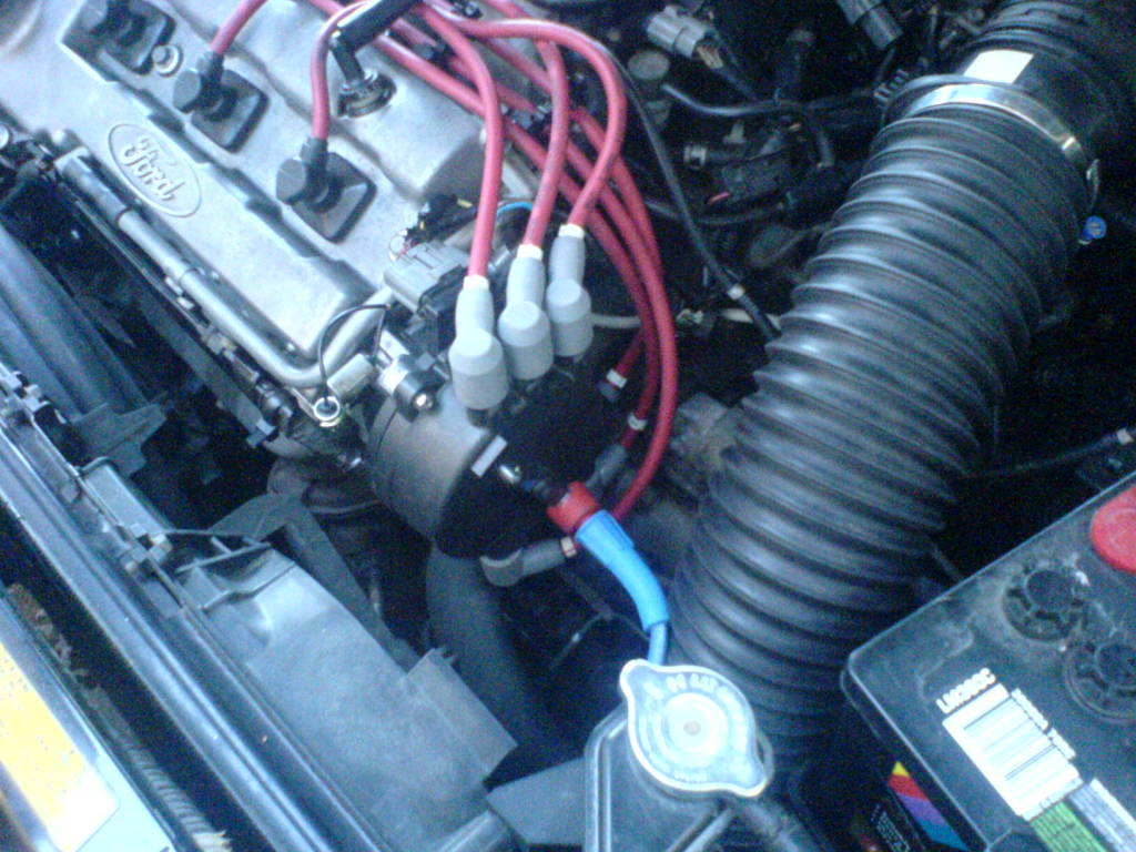 Spark Wire Diagram 1996 Ford Probe Gt Wiring Library Engine