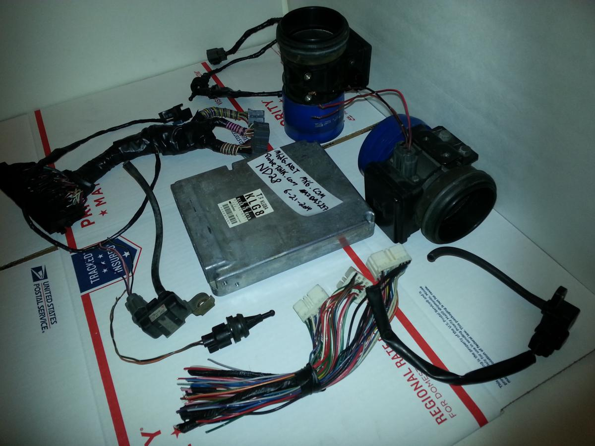 Fl) Fs: Kl V6 Maf Swap + Extras. Gntx-221 Mirror And Mx6 Led Spoiler ...