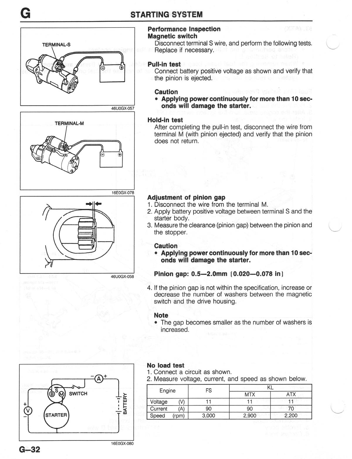 1999 Mazda 626 Starter Wiring Diagram Great Installation Of Kia Pride Engine 1996 Ignition Switch 1993 2002 2l I4 Mazda626 Net Rh 1995
