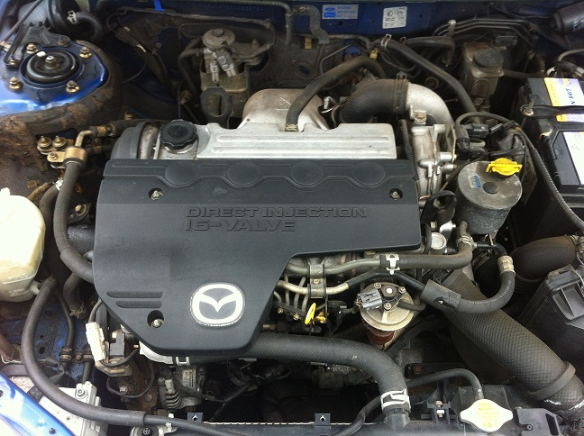 Mazda 626 Ditd '98 Stuttering When Engine Is Cold Other 626's
