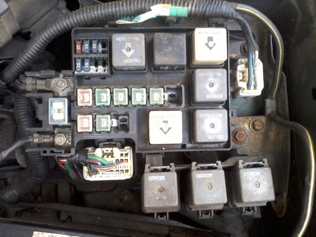 fuel pump relay mazda 626 missing abs relays do i need them 1993 2002 2l i4 fuel pump relay wiring diagram 97 sunfire