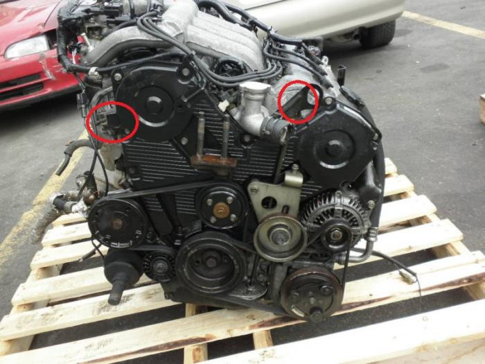 Oil Leak  Need Suggestions On Fixing  19932002  25L  V6  Mazda626 Forums